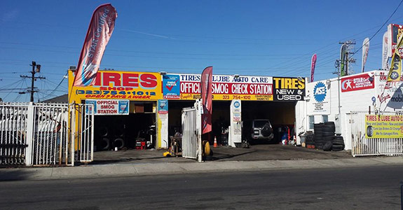 Los Angeles autorepair